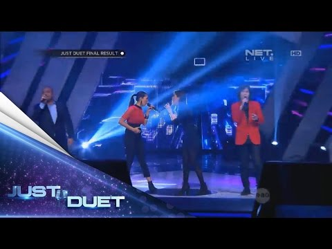 Special performance by Once, Meichan, Mike Mohede & Elizabeth Tan! - Result Show - Just Duet