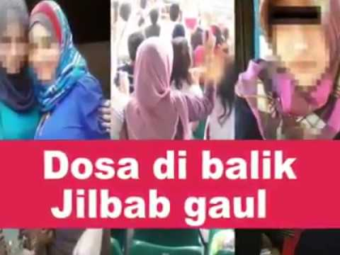 Dosa di balik jilbab gaul #Jilbab zaman now
