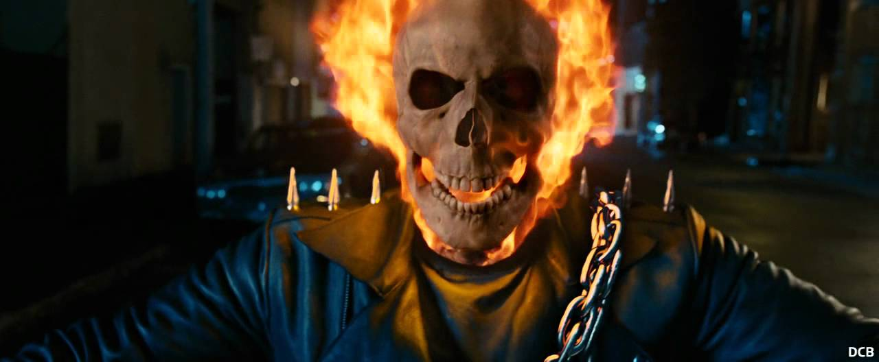 Ghost Rider Real Face ...