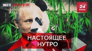 Зачем Путину панды, Вести Кремля. Сливки, 8 июня 2019
