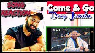 Gambar cover DEEP JANDU : COME & GO Ft. Parma Music | J Hind | RMG | Song Reaction | SuperBawaReviews
