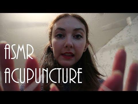 ASMR Acupuncture