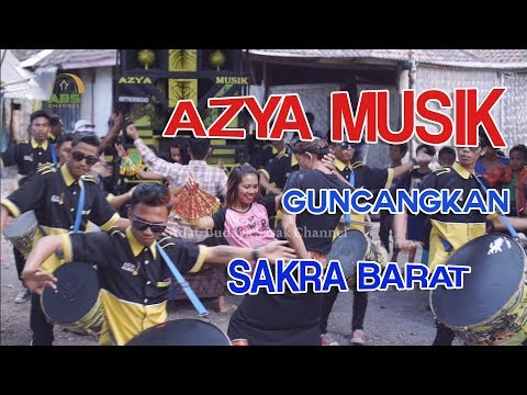 Azya Musik Guncangkan Sakra Barat Bersama Gendang Beleq