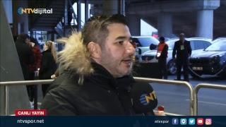 CANLI - Galatasaray-MKE Ankaragücü maçı öncesi son gelişmeleri NTV ekibi aktarıyor