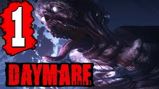 DAYMARE: 1998 Gameplay Walkthrough Part 1 (FULL GAME) CHAPTER 1 Let's Play Playthrough PC