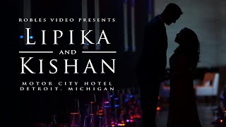 Lindsey Aurora & Kishan  Patel - Cinematic Engagement Highlights