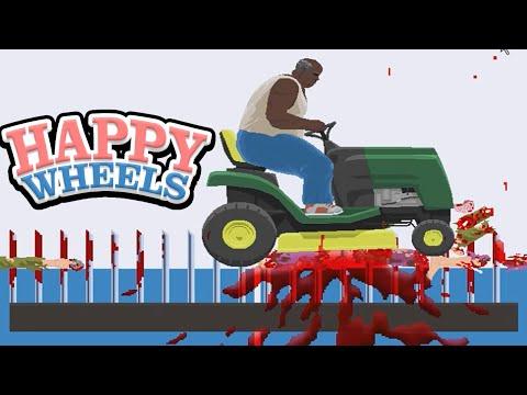 Nimic nu-i IMPOSIBIL pentru xSlayder - HAPPY WHEELS