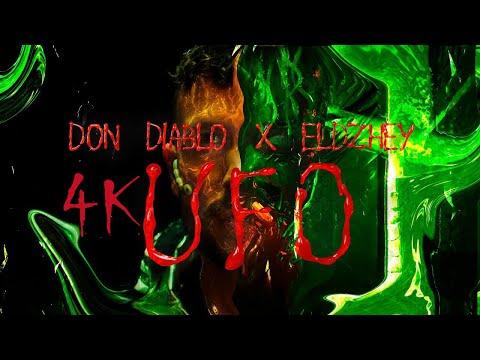 Don Diablo & Элджей - UFO 4K