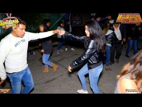 ASI SE BAILA CUMBIA WEPA CON SONIDO MANHATTAN - SAN MIGUEL XOXTLA PUEBLA 2018