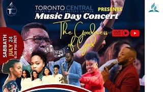 Music Day 2021|| Evening Segment (Concert) || July 24, 2021