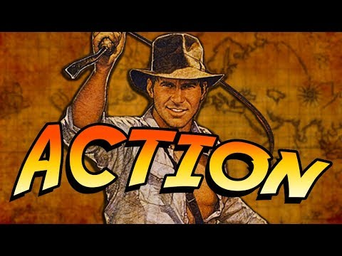 Indiana Jones | the Fundamentals of Action