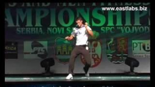 Некрасов Константин фитнес ЧЕ2010