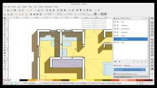 What Inkscape can do for architecture