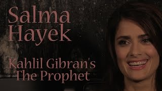 DP/30 @TIFF '14 Sneak: Salma Hayek, The Prophet