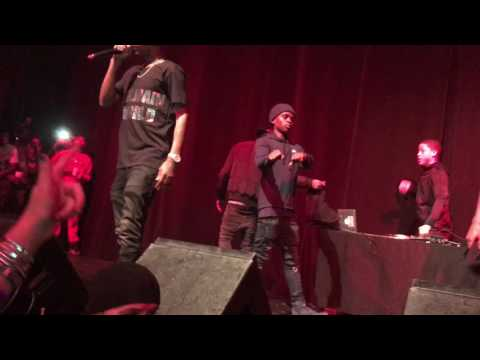 21 Savage Red opps Live San Francisco