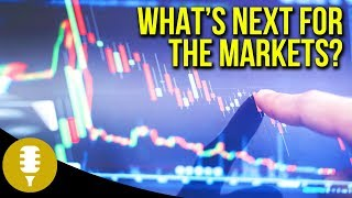 What's Next For The Stock Market After 800 Point Drop & How WIll Gold & Silver React?