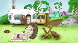 Thails Stories - Noortje naar de camping