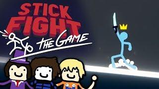 Der Messerkönig! | Stick Fight: The Game
