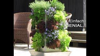 Einfach genial - KUBI ein Garten auf 1m²
