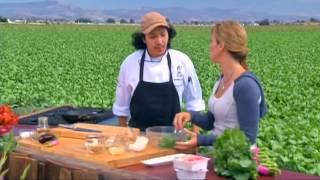 Bringing It Home - Chef Tim Lyum - Broccoli Rabe Stir Fry