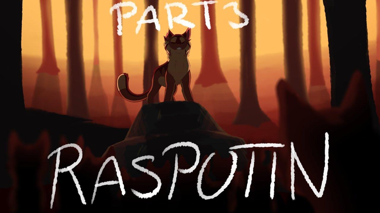 Warrior Cats Rasputin Map