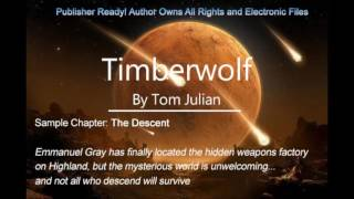 Sample of Timberwolf Recorded as an Audiobook