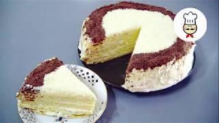 Узнайте рецепт торта, который приготовил даже Я / Как приготовить ТОРТ и удивить семью