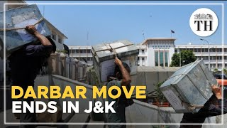 Darbar Move, the 149-year-old tradition ends in Jammu & Kashmir