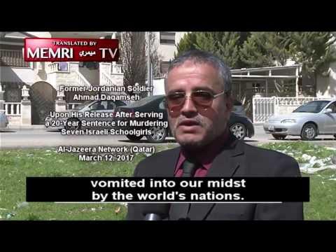 """""""Island of Peace"""" mass murderer, Ahmad Daqamseh, is a free man"""