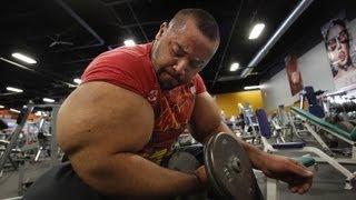 Moustafa The ALL NATURAL bodybuilder