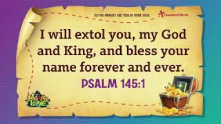 VBS Memory Verse Songs and Slides