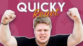Blast from the past 🎮 Quicky REACT #2