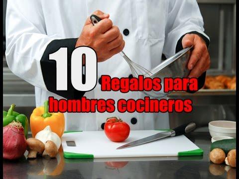 10 regalos para hombres cocineros youtube - Regalos para hombres en navidad ...