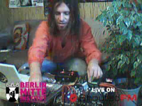 GAF live Experimental Set @ Berlin Mitte Institut
