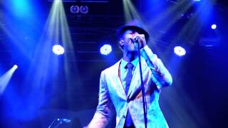 "Aloe Blacc live ""California Dreamin' "" - (London 10/07/11)"