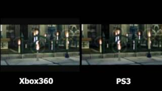 Tales of Vesperia [360/PS3 Comparison] After the battle with Schwann
