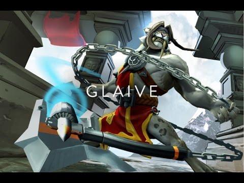 видео: vainglory обзор glaive от glafi.com