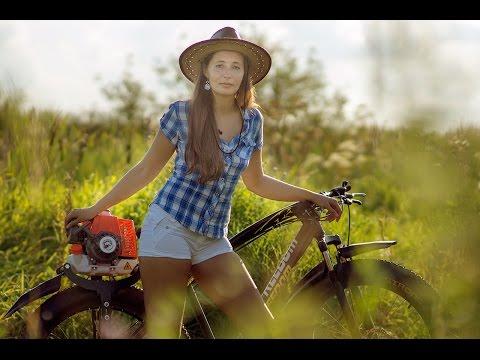 Фэтбайк Love Freedom с бензиновым мотором