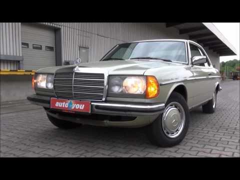 Mercedes W123 Test - 230CE von 1982 - Oldtimer für den Alltag? - Review / Kaufberatung