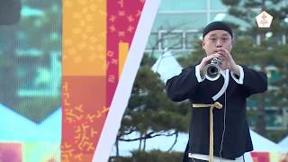 (ENG) PyeongChang 2018 Paralympic Torch Relay Highlight from Day 5  in Wonju