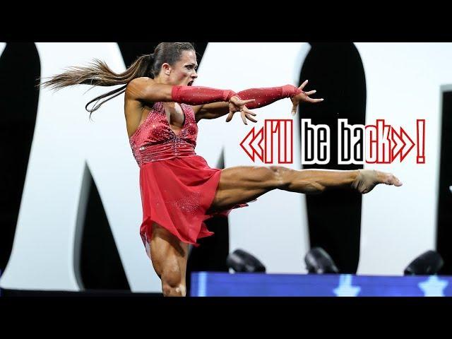 2020 Athleticon, Oksana Grishina: «I'll be back»!