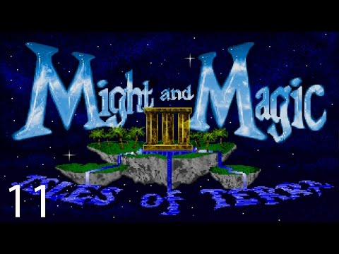 Might and Magic III Part 11 - Blistering Heights