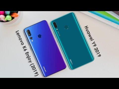 Lenovo K6 Enjoy (2019) Vs Huawei Y9 2019   Features & Price Comparison 2019