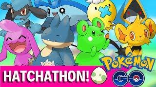 Hatchathon Event In Pokemon Go!