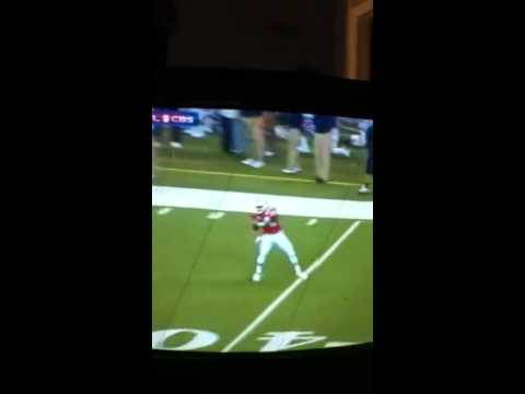 New England Patriots Deion Branch 66 Yard TD Pass (So Far L
