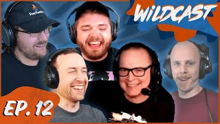 SeaNanners, Sark, and Hutch talk about the dawn of YouTube Gaming and Machinima... | WILDCAST Ep. 12