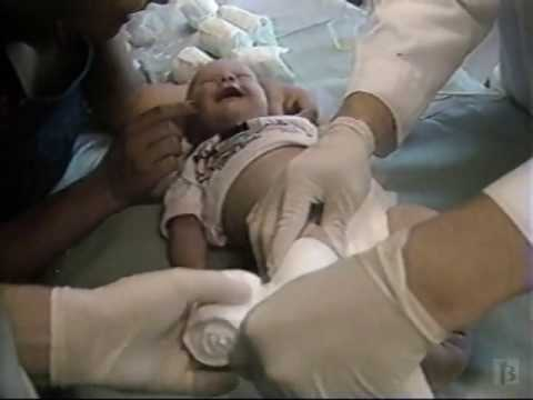 Shriners Hospital for Crippled Children Commercial 1990