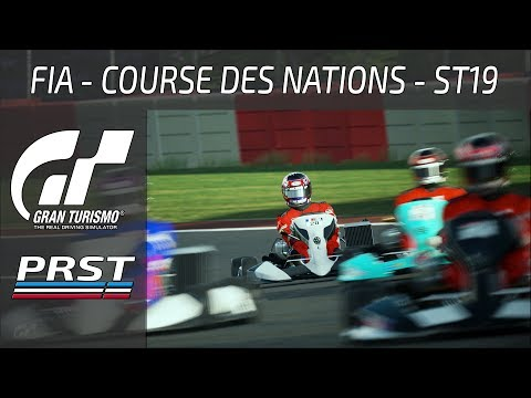 GRAN TURISMO SPORT: ST19 COURSE DES NATIONS FIA GT - JE FREINE BÊTEMENT !