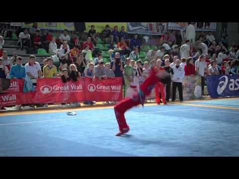 EWUF 2015 Traditional Wushu Championships in Stara Zagora (Bulgaria).