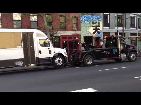 TOWING IN NYC